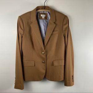 J. Crew Factory Original Schoolboy Blazer Jacket 6